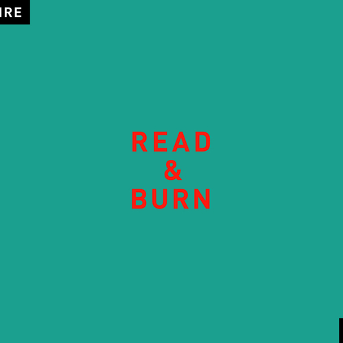 Wire - Read & Burn 03