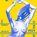 Buzzcocks / Orgasm Addict poster
