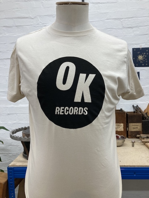 OK RECORDS SHOP TEE