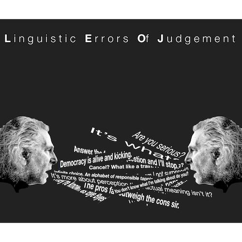 Kevin Godley - Linguistic Errors of Judgement