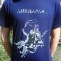 AMKHAPAA ORGANIC STARWORLD EDITION T-SHIRT