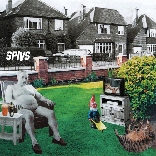 Thee Spivs - Black And White Memories