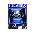UK Subs / Another Kind Of Blues poster