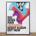 Big Boss Man 'Humanize' Promo Poster
